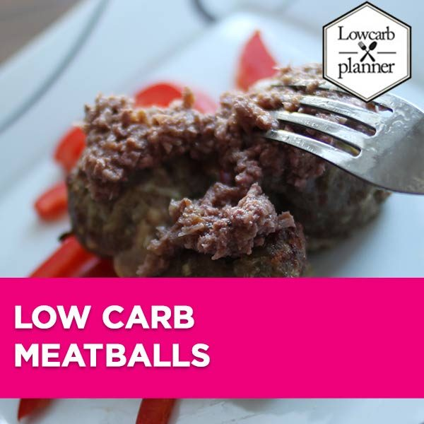 lcp-low carb meatballs
