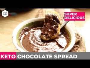 Chocoholic Nutella Spread | Sugar-Free Keto Chocolate Spread
